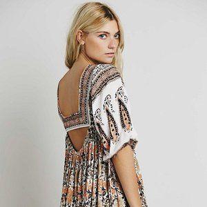Free People Midsummer Mini Dress